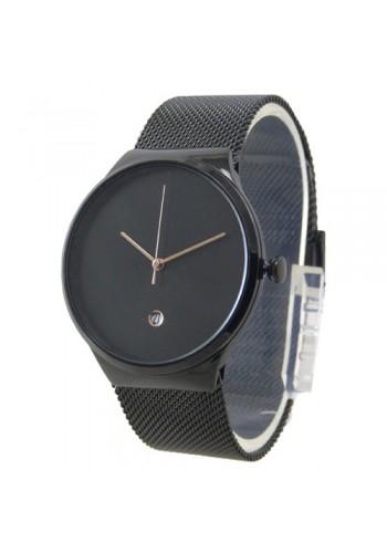 2172-2  Мъжки часовник  AKSEPT  с метална плетена верижка